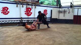 How Ninja used Kama