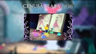 Cinderella : The Mice's Songs - Romanian