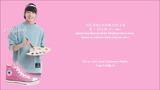 BTS 방탄소년단 Converse High Lyrics [HAN+ROM+ENG]