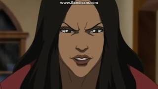 The Boondocks Huey VS Luna