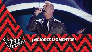 """¡Marley cantó """"La incondicional"""" de Luis Miguel! - La Voz Argentina 2018"""