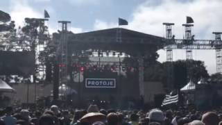 Cali Roots 2016 Protoje  with the vibes