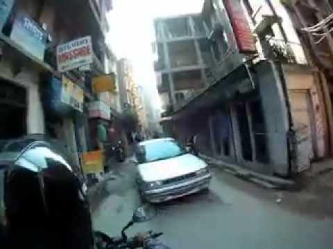 Kathmandu By Motorcycle