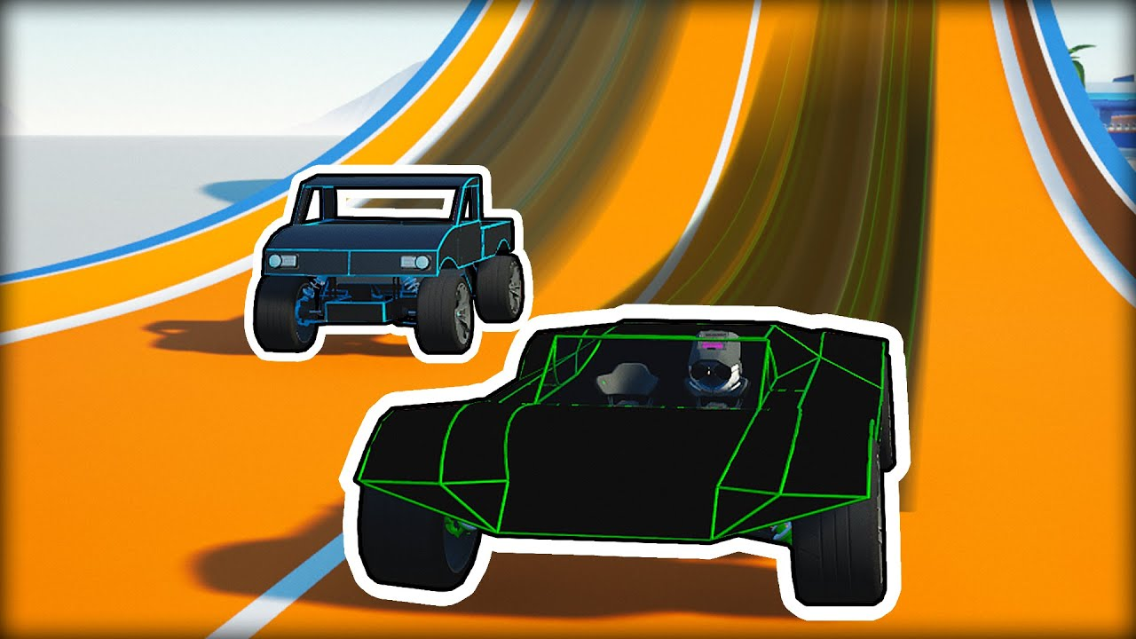 kAN Gaming - Crazy Multiplayer Racing on a Custom Obstacle Course! (Main Assembly Gameplay)