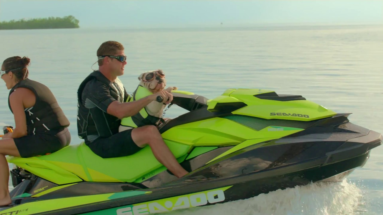 2019 Sea-Doo RECREATION Lineup