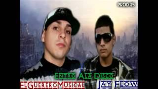 El Guerero Musical Ft Jay Flow Entro Ala Disco (Prod Rs)2013