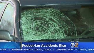 Fatal Pedestrian Crashes On The Rise In San Fernando Valley