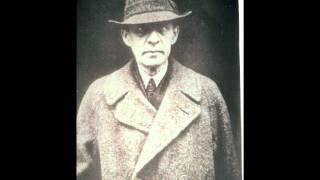 S. Rachmaninoff, Lied for cello and piano, Andantino