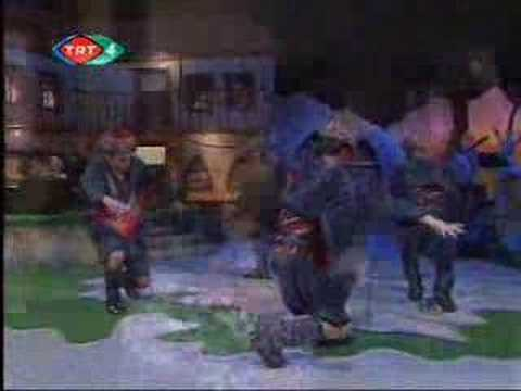 TUBiL Halk Oyunları Derneği Cezayir.wmv