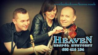 HEAVEN - backseat of your cadillac (cover C.C.Catch)