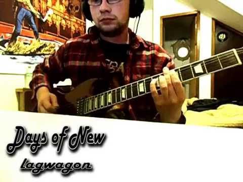 Days Of News de Lagwagon Letra y Video