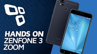 Zenfone 3 Zoom - TecMundo [Hands-on]