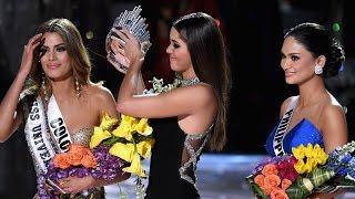 Humillación A Miss Colombia Tras Ser Coronada Miss Universo por Equivocación!
