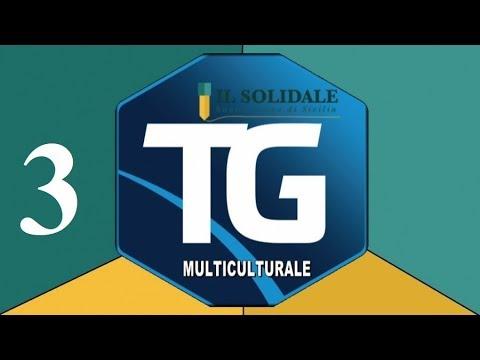 TG Multiculturale - 3° puntata - Caltagirone La scala illuminata