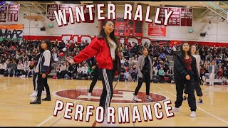Fremont High School, KDT 슈퍼엠 'Jopping' (SuperM) & BLACKPINK ver - BBHMM (Rihanna) Performance Covers