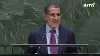 Le chef du gouvernement réaffirme l'attachement du Maroc à une diplomatie multilatérale, renouvelée et efficiente