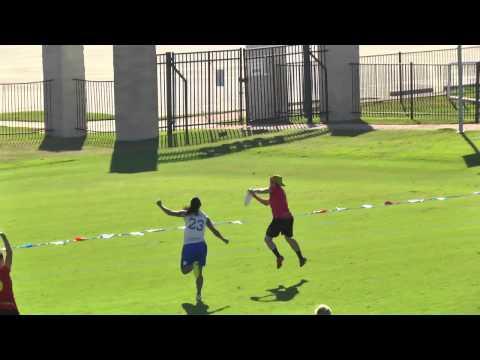 Video Thumbnail: 2014 National Championships, Women's Pool Play: San Francisco Fury vs. Austin Showdown