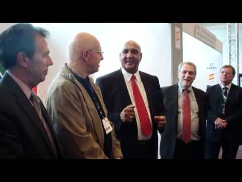 South Africa – NCCA at the ISSA Interclean Exhibition – Amsterdam 2012