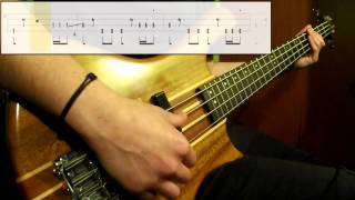 Alborosie - Herbalist (Bass Cover) (Play Along Tabs In Video)