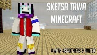 Sangat Lucu!! Sketsa Tawa Minecraft Ft. 4Brother Ft.Anited (Animasi Minecraft Indonesia)