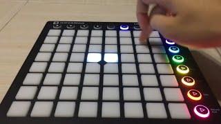 Alan Walker-Faded Instrumental | Launchpad MKII