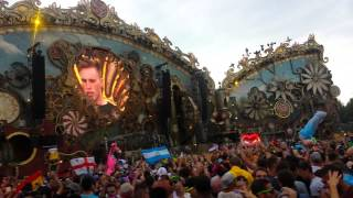 Nicky Romero @ Tomorrowland 2014 - I could be the one VS Countdown (Week 2)