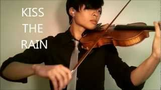 Kiss the Rain Violin Cover - Yiruma - metalsides and deborahmusiclife