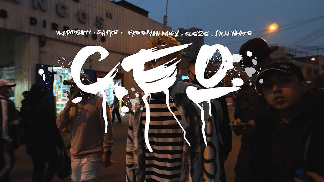 CEO (VIDEO OFICIAL) - VLADIMONTI FT. ZAFRE, FREEMAN MDFK, ELEZE & RICHWHITE