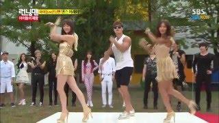 Kpop Idols Imitate Sistar's Alone
