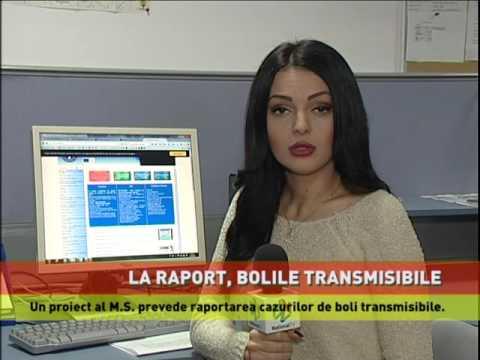Proiect al Ministerului Sănătății de raportare a bolilor transmisibile