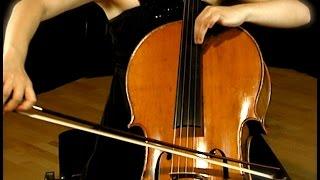 """Bachyonce"" -(Bach Prelude Suite No. 1/Beyonce ""Halo"" Mashup-)Cello cover"