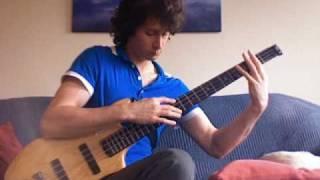 Eric Clapton - 'Wonderful Tonight' for Solo Bass - Zander Zon