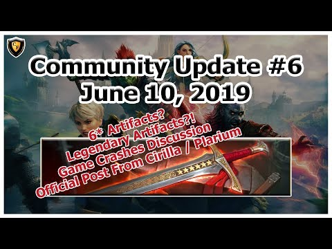 RAID Shadow Legends - Community Update #6 - June 10, 2019