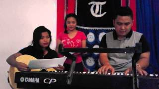 Bless the Broken Road (Ms. Jimimah Louise Bugagao  feat. Christie Igdanes and Ron Policarpio)