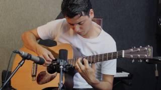 AdoraçãoAcústica - Tu és meu Deus - (Ouvir e Crer) - by Allen da Silva