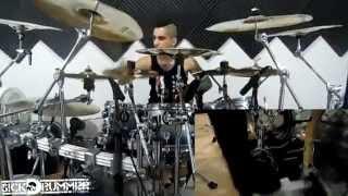 SDM - Fernando Lemus - Upon A Burning Body - Pledge Your Allegiance Drum Cover