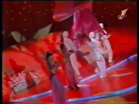 """DANCE THEATER """"IMPULSE"""" (East dance) Morning stars 1996"""