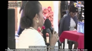 TWCC HEAVY RAIN LIVE SERVICE WITH APOSTLE MULADZASHANGO MUDAU 11/07/2017