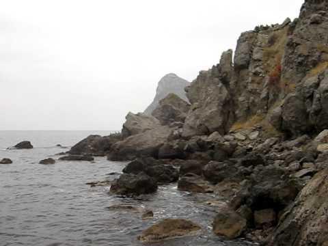 Море возле Судака