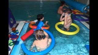 Hóvirág Klub - úszásoktatás kezdőcsoport Dobrovka János