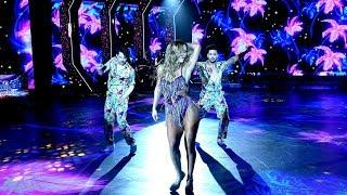 ¡Flor Vigna y Facu Mazzei bailaron Salsa con Felipe Colombo y la rompieron!