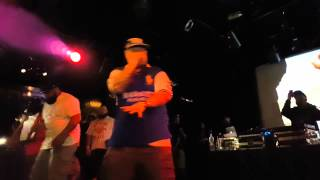'End of Days' Vinnie Paz LIVE in Boston, MA (6/6/15)