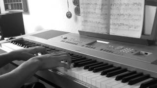 Bridge Of Light-Pink (Piano Cover)