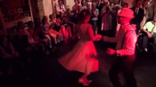 First Wedding Dance - Parov Stelar Booty Swing - 9 may 2015