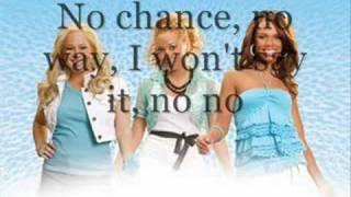 Cheetah Girls- I won't say i'm in love (With lyrics)