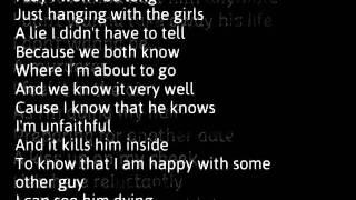 Rihanna - Unfaithful lyrics. (letra)