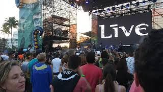 Live-All Over You @Riptide Fest Ft. Lauderdale FL 12.2.18
