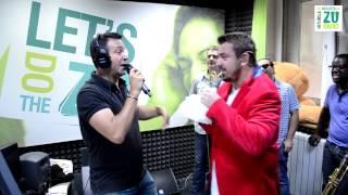 Horia Brenciu si Daniel Buzdugan canta ca la Opera (Live la Radio ZU)