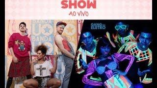 Assista Gang do Eletro + Banda Uó - MULTISHOW AO VIVO