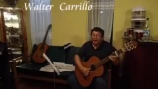 ORACIÓN A LA VIDA Interpretado por Walter Carrillo